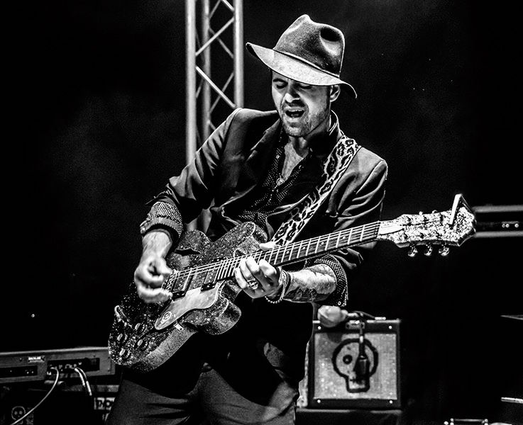 MANU LANVIN AND THE DEVIL BLUES (Blues Rock / France)
